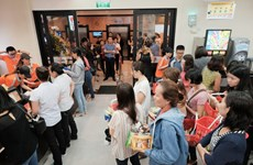 First 7-Eleven store opens in HCM City