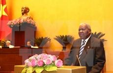 Cuban NA Chairman wraps up Vietnam visit