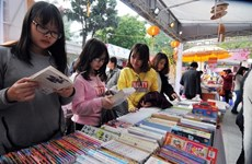 HCM City Book Street attracts 1.2 million visitors
