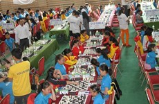 VN pockets five blitz chess gold medals at East Asia champs
