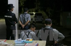Myanmar discovers terrorist training camps in western region