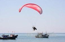 Da Nang Paragliding Open 2017 kicks off