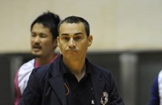 Miguel Rodrigo named national Vietnam futsal team coach