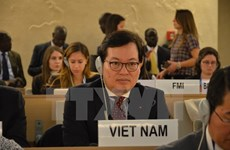 UNHRC passes climate change resolution co-created by Vietnam