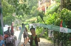 Malaysian wins Tam Dao Mountain Trail