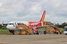 First Can Tho – Bangkok direct flight takes off