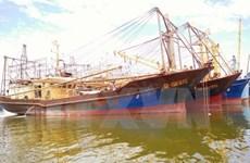 Shipbuilders asked to fix substandard steel fishing boats