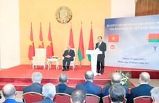 Vietnam, Belarus look to boost economic links