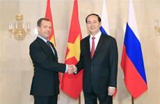 Vietnam treasures partnership with Russia: President