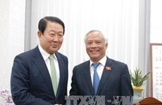 Vietnam, Rok strengthen legislative ties