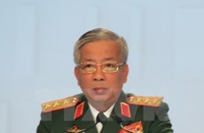 Vietnam wishes to further defence ties with EU