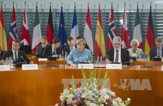 OVs in Europe call for inclusion of East Sea issue in G20 Summit agenda