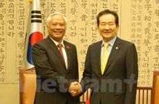 Vietnam, RoK legislatures urged to beef up cooperative ties