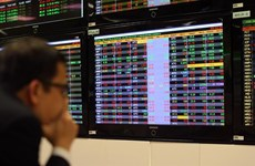 Vietnamese stocks up for second straight day