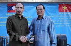 Vietnam, Lao embassies in Singapore mark relations anniversary