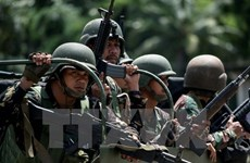 Philippines: risks facing people fleeing from Marawi