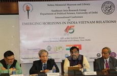 Int'l seminar celebrates Vietnam-India diplomatic ties