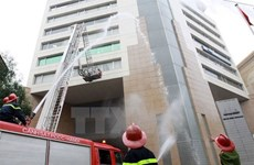 Hanoi to crack down on fire safety violations