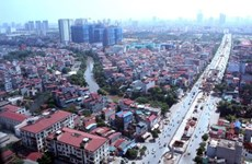 Hanoi's urban railway route No 3 expected to finish in 2021