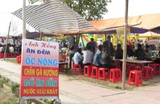 Street food may not be fully safe