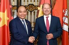 PM affirms Vietnam's desire to enhance ties with Hamburg