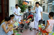 HCM City responds to World Population Day