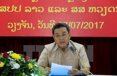 Lao official hails Vietnamese community's contributions