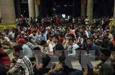 Malaysia arrests 2,309 illegal migrant workers