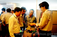 Japan's Yokohama promotes water-related business in Thua Thien-Hue