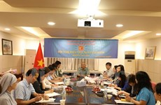 Vietnamese association in RoK elects new executive board