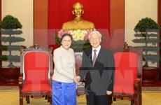 Vietnamese, Lao legislatures urged to bolster ties