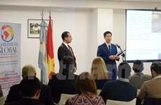 Vietnamese images promoted in Argentina