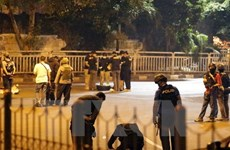Indonesia police foil bombing plots