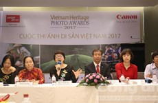 Sixth Vietnam heritage photo contest launched