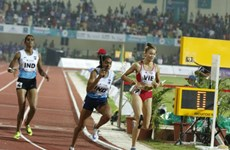 Vietnam bags one more medal at Asian Athletics Championships