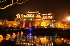 Hue Imperial Citadel ranks second among most visited destinations