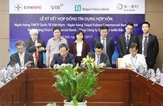 NPC signs 22.7 million USD loan deal