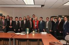 Vietnamese localities seek stronger ties with the US