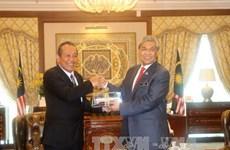 Vietnam, Malaysia vow to step up strategic partnership