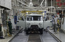 Russia's Sollers plans to assemble cars in Vietnam