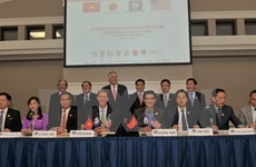 Virginia enhances ties with Vietnamese localities