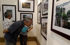 Photo exhibition highlights Hanoi's past, present architecture