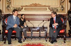 HCM City wants to foster education ties with RoK
