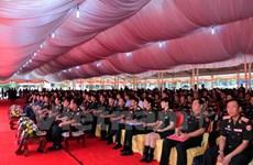 Lao alumni in Vietnam meet in Vientiane