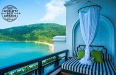 Danang hotel ranked high by travel magazine