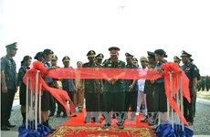 Cambodia military officials praise Vietnam's assistance