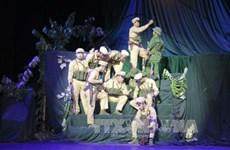 Play on Vietnam-Laos ties premieres in Vientiane