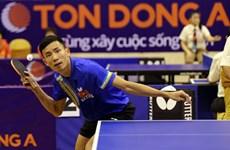 Golden Racket table tennis tourney kicks off in HCM City