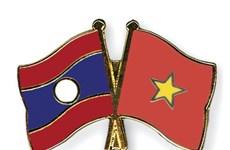 Vietnamese, Lao leaders exchange anniversary congratulations