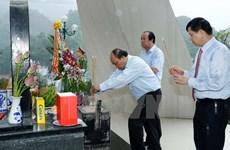PM commemorates fallen soldiers in Son La